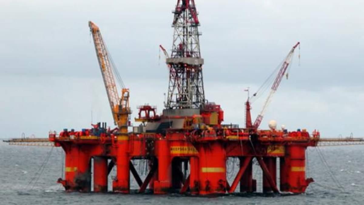 Румыны обеспечат себя газом благодаря отчужденной от Украины территории