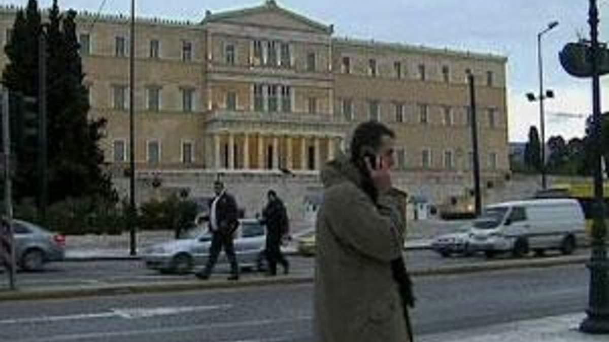 Парламент Греции одобрил закон об обмене государственных облигаций