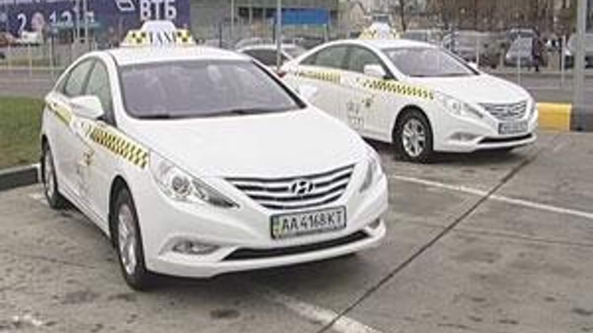 КГГА: Киеву достаточно 15 тыс. автомобилей такси