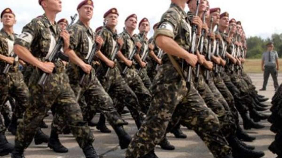 Українська армія обійшлась в сім мільярдів доларів за п'ять років