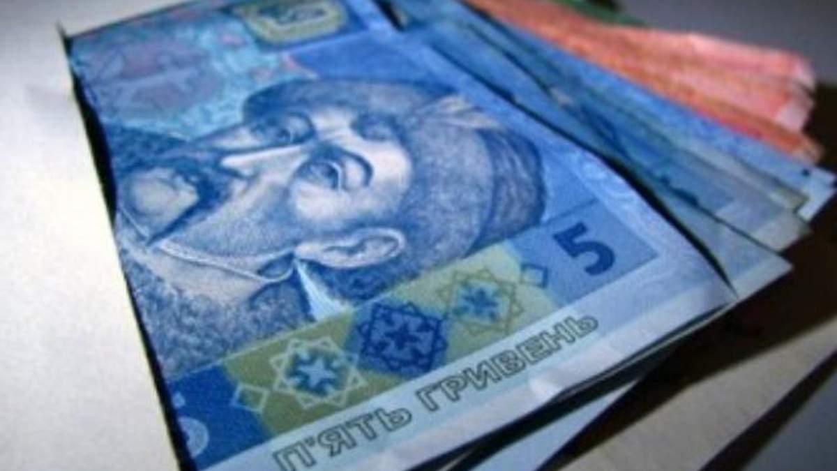 Украинцам должны зарплат на более миллиарда гривен