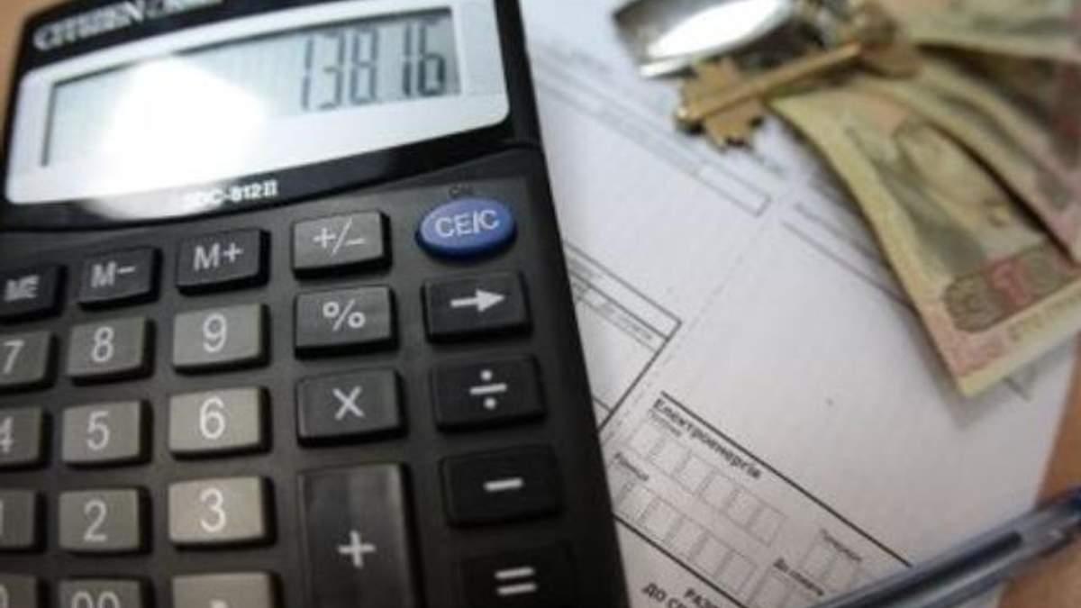 Донецкие коммунальщики выбивают двери из-за долгов