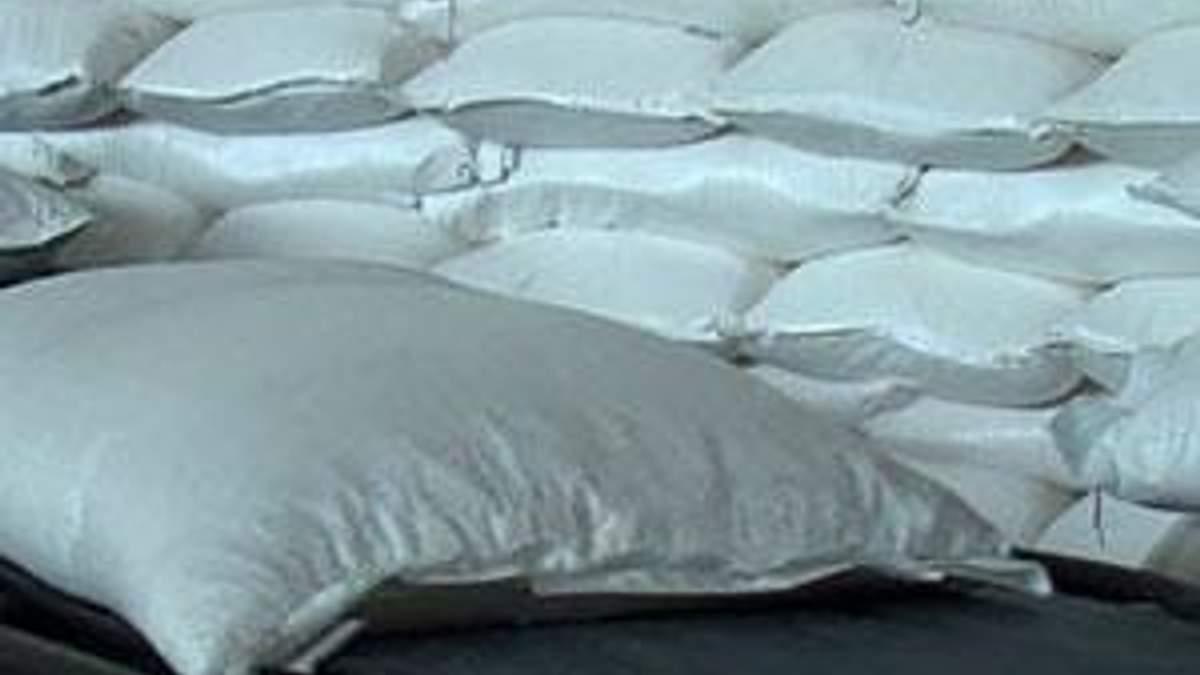 Украина перестала импортировать сахар