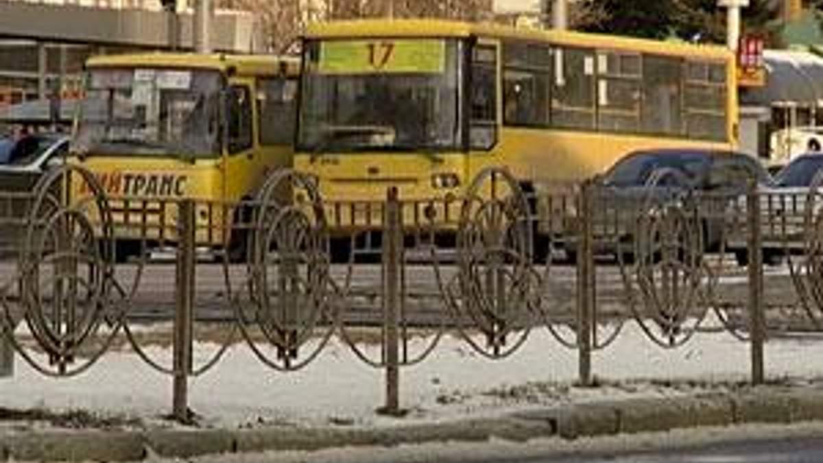 Украинские перевозчики хотят закупить подержанные автобусы за границей