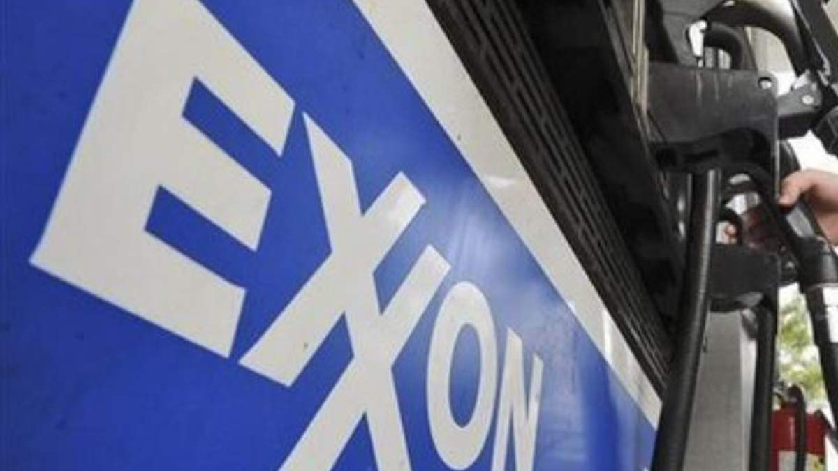 Exxon Mobil интересуется добычей сланцевого газа в Украине