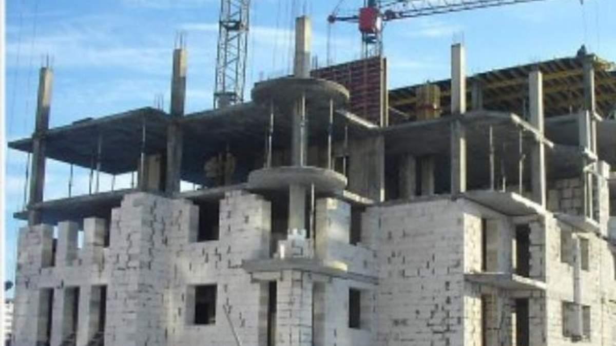 З держбюджету України виділять 350 мільйонів на будівництво