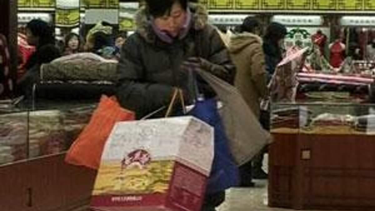 Китай сповільнює темпи економічного зростання