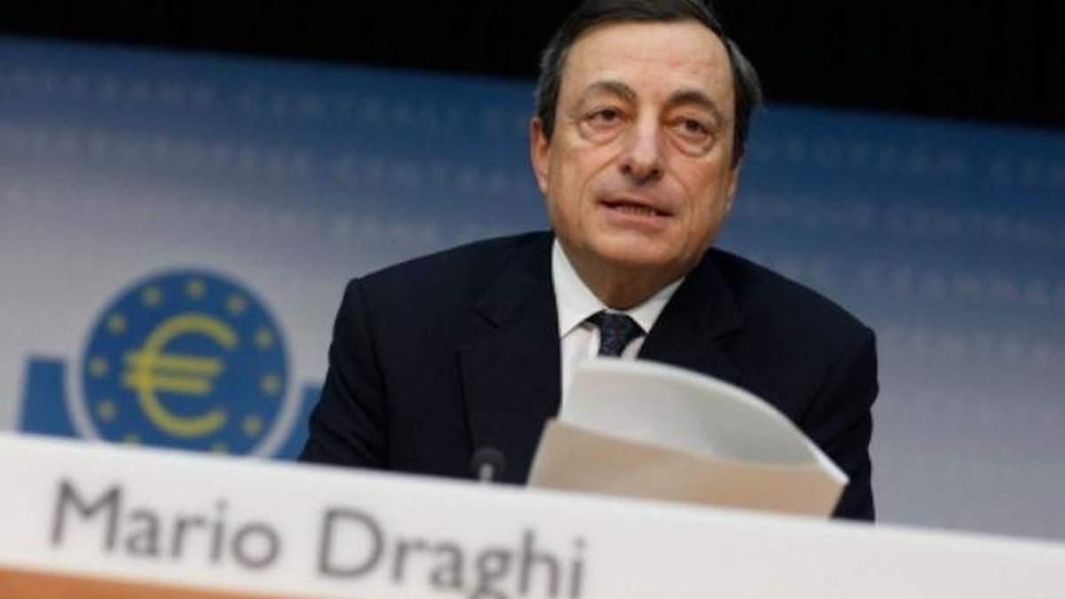 Головний банкір Євросоюзу вважає, що найжахливіше позаду - 22 березня 2012 - Телеканал новин 24