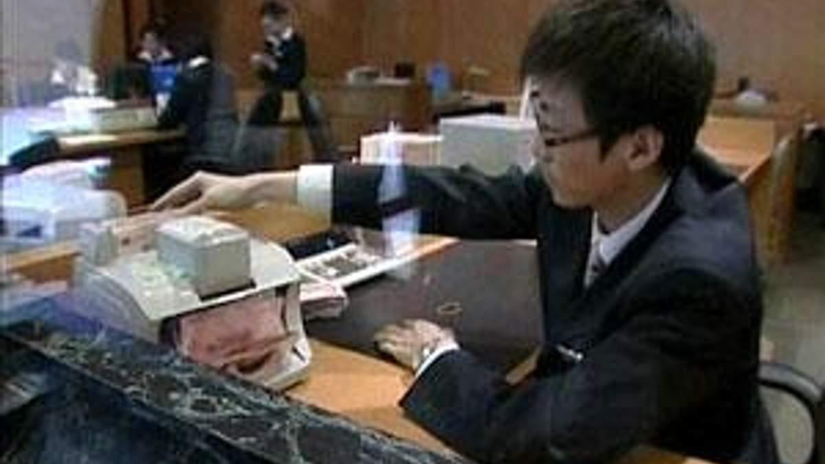 У Китаї зафіксували рекорд обмінного курсу юаня відносно долара