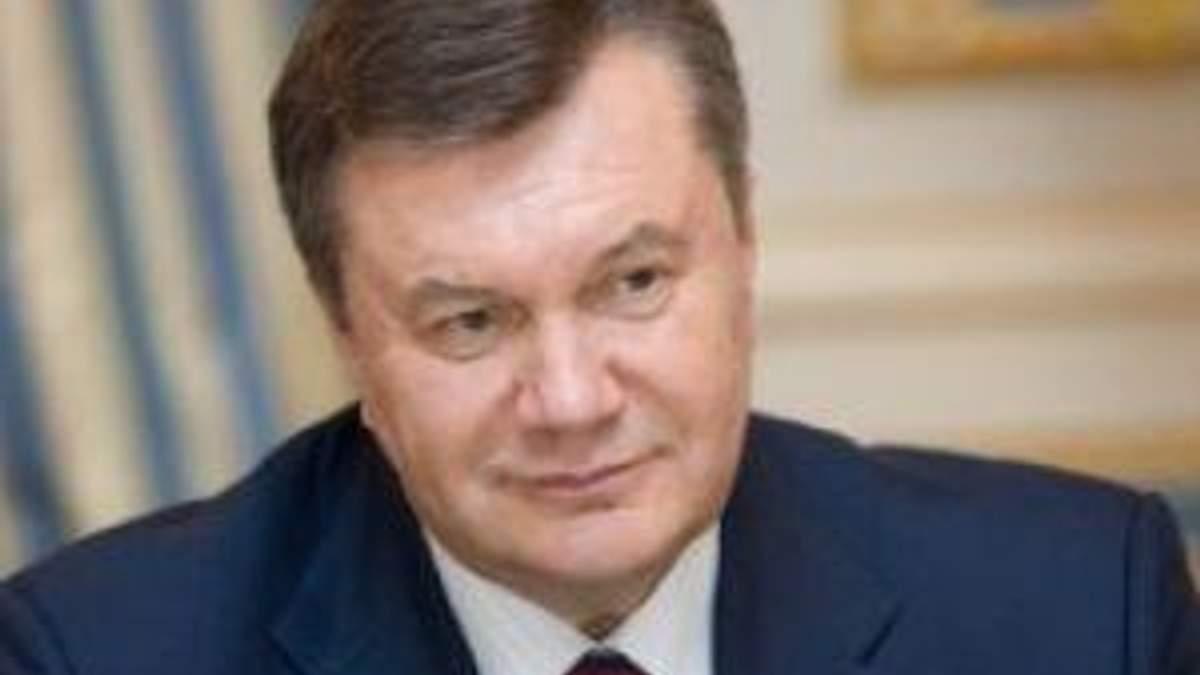 Янукович: Іноземним інвестиціям в Україні не загрожує націоналізація
