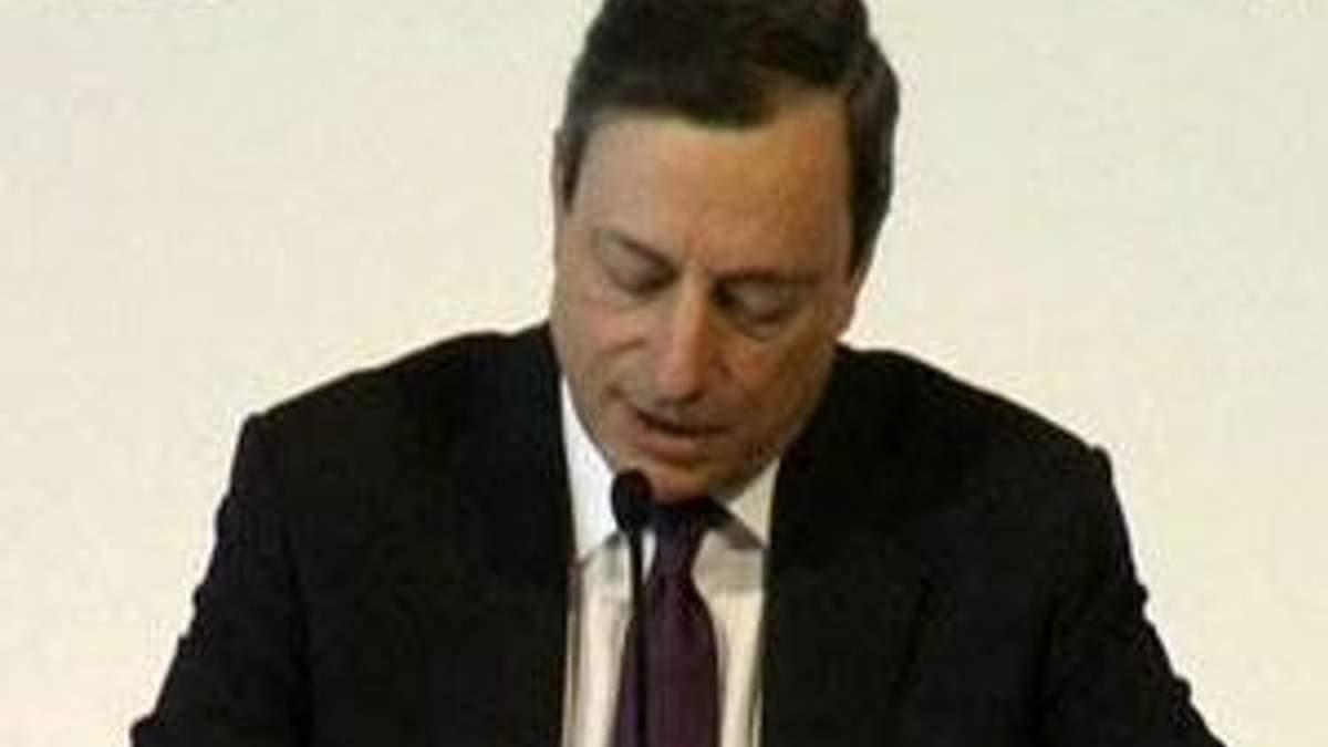 ЄЦБ: Економіка Єврозони продовжить помірне відновлення