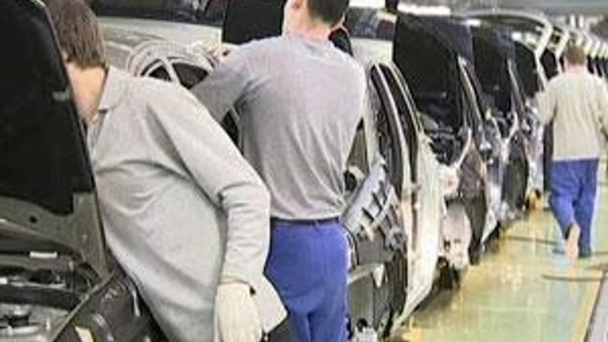 У грудні ГАЗ перейде до повного циклу виробництва Volkswagen та Skoda