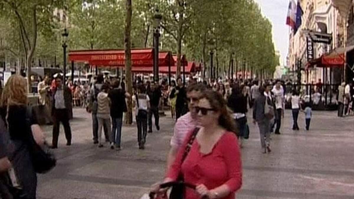 Рівень безробіття у Франції сягнув 10%