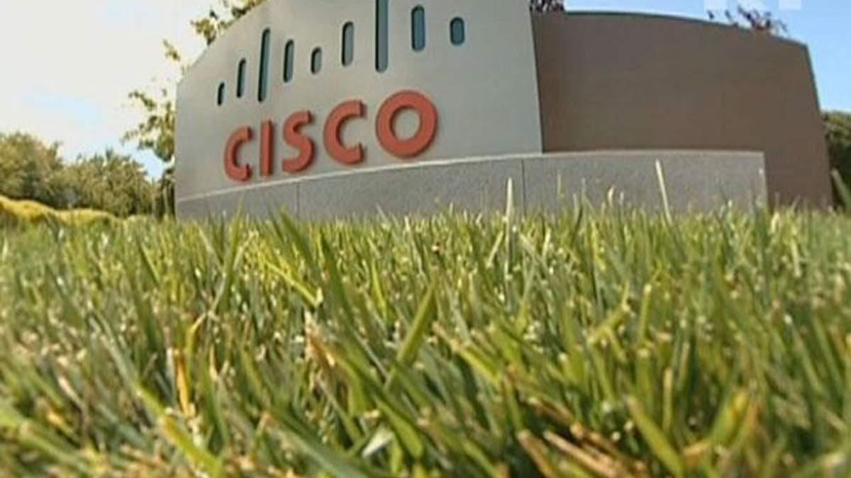 Скоротивши витрати, Cisco збільшила прибуток на 56%