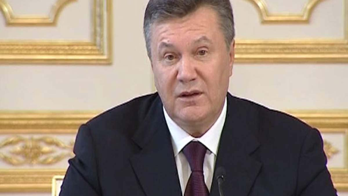 Янукович підписав закон про депозитарну систему