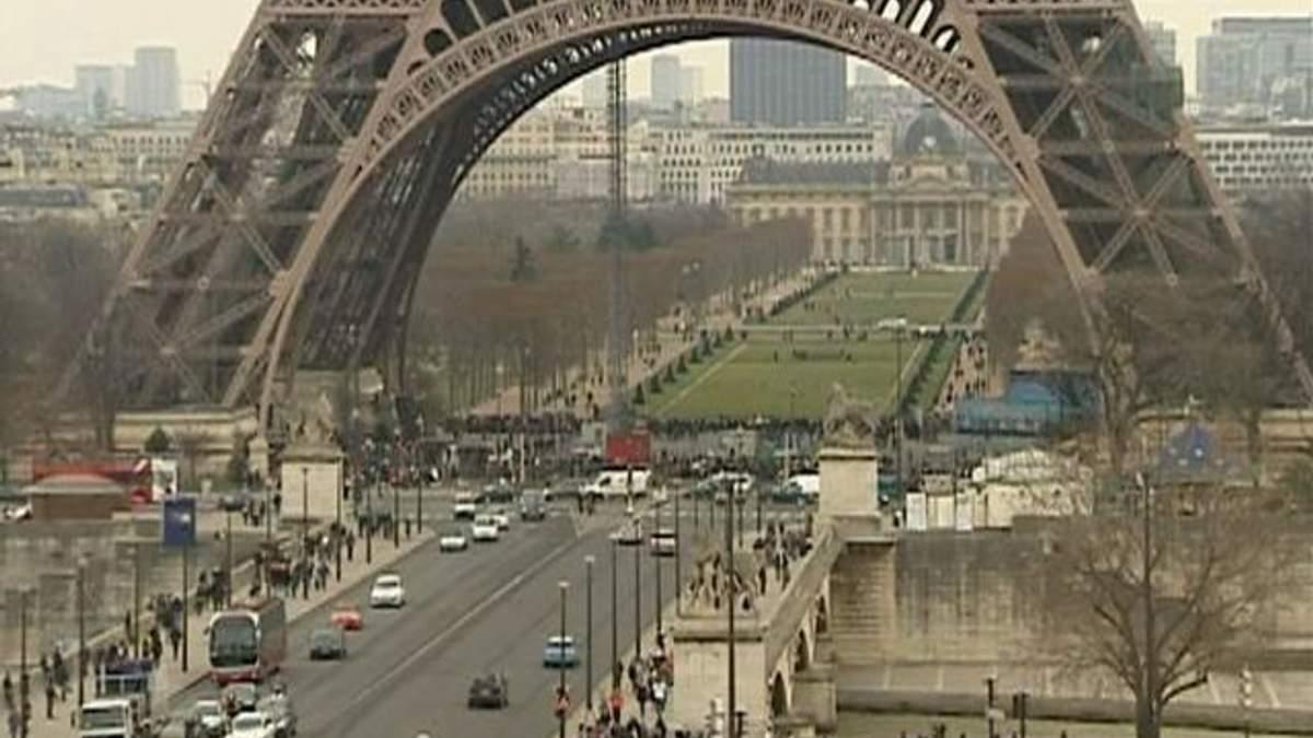 Продажи автомобилей во Франции снизились на 18%