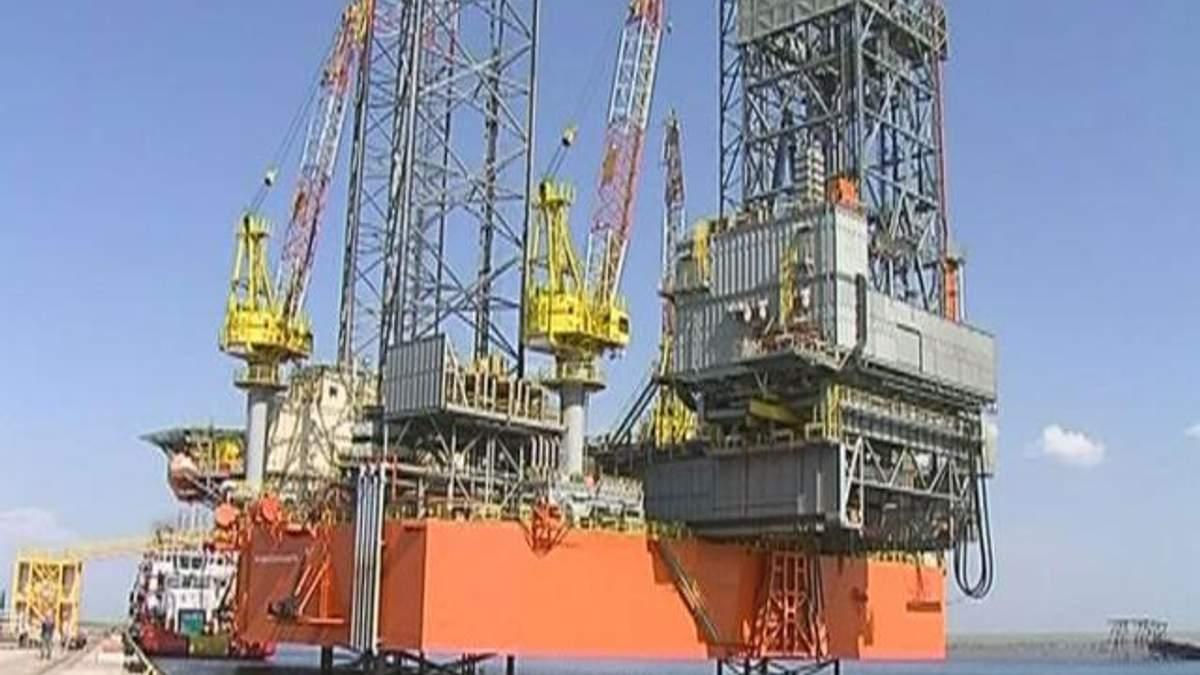 """""""Нафтогаз"""" закупить 2 плавучі бурові установки за $1,4 млрд"""