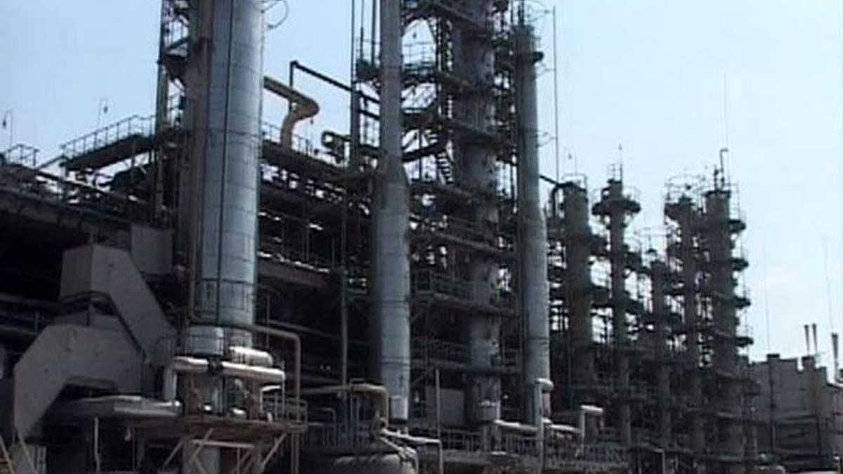 Лисичанский нефтеперерабатывающий завод сменил владельца
