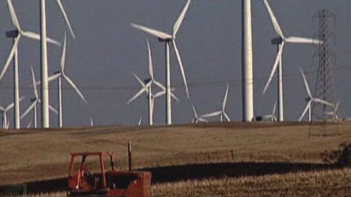 Українська галузь вітроенергетики стає найпотужнішою в Східній Європі