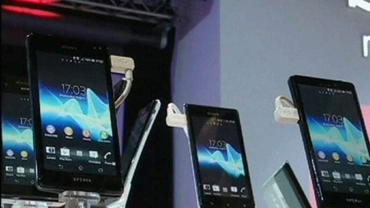 Sony призупинила продажі планшетів Xperia через дефект