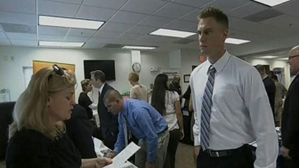 Рівень безробіття в США у вересні знизився до 7,8%