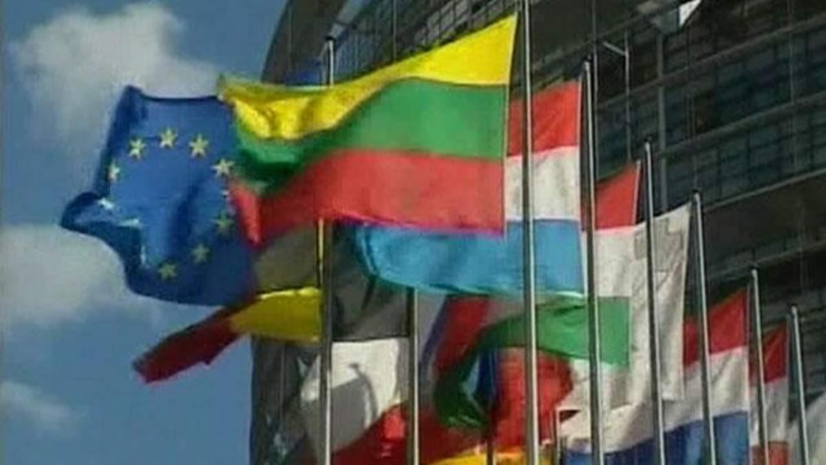 """В ЕС могут принять Украину в зону """"высокого риска"""""""