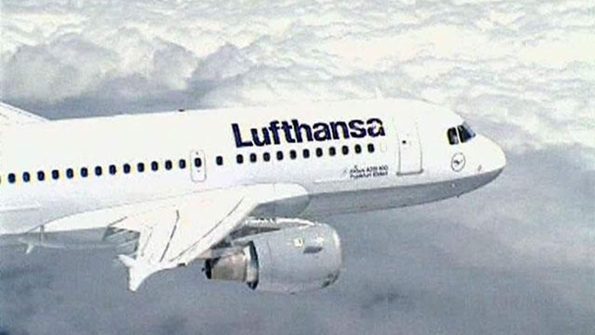 Lufthansa стала найкращою авіакомпанією Європи