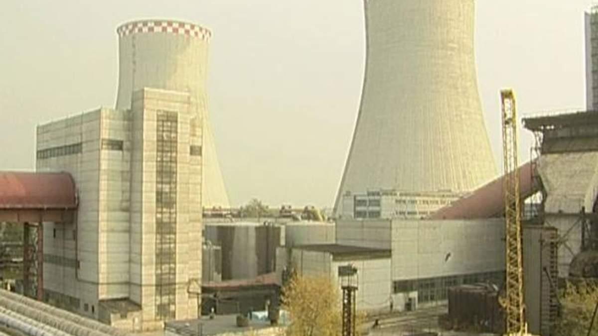 Виробництво електроенергії ТЕС в Україні зросло на 11%