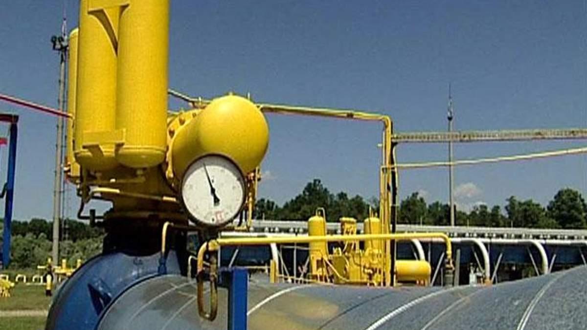 Украина не согласовала с Россией объемы закупки газа на 2013 год