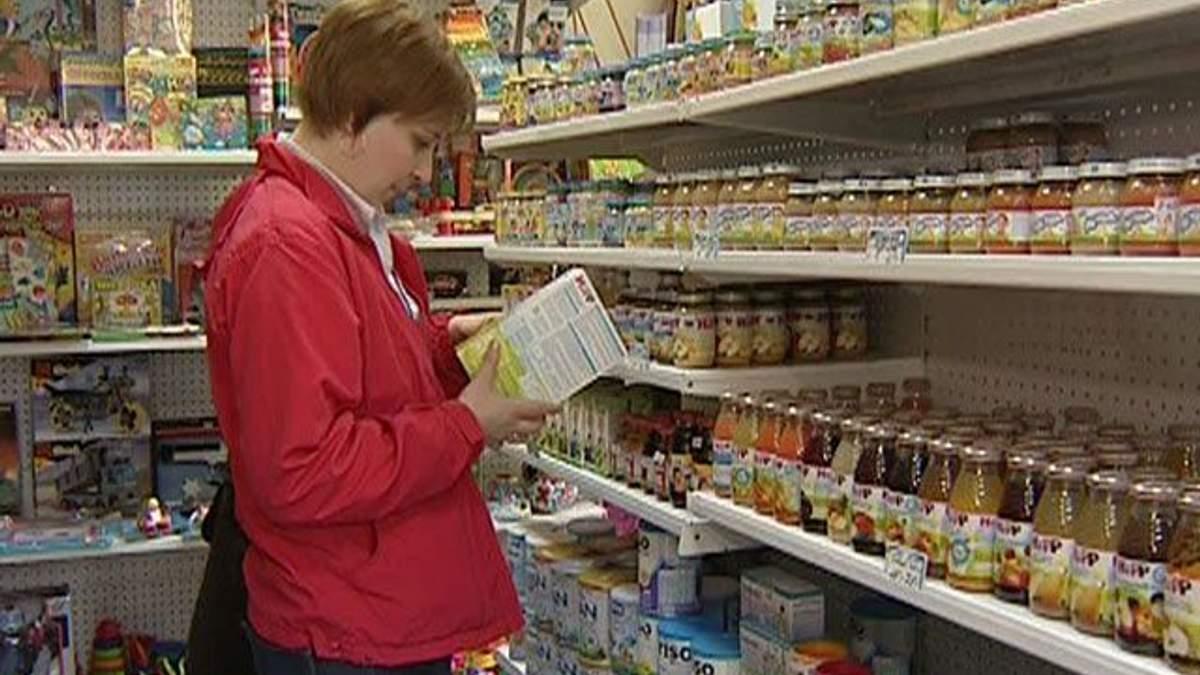 Інспекція: третина харчів у магазинах - неякісна
