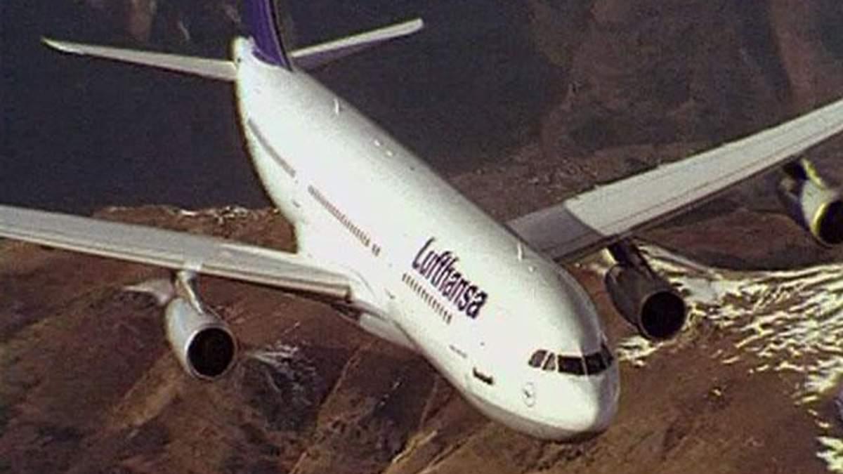 Lufthansa передасть внутрішні рейси підрозділу Germanwings