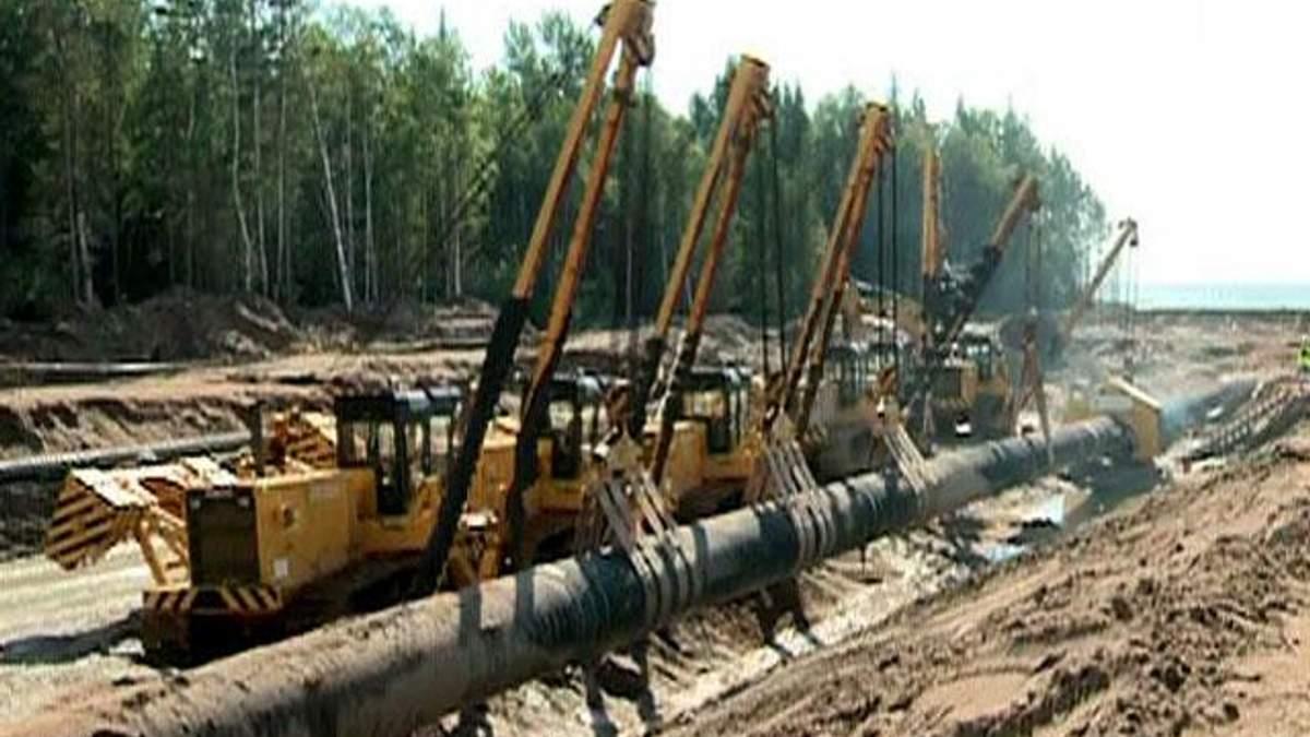 Китай збудує газопровід за 20 мільярдів доларів
