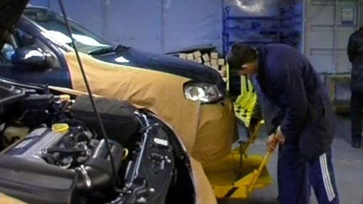 В Україні стабільно знижуються обсяги автовиробництва