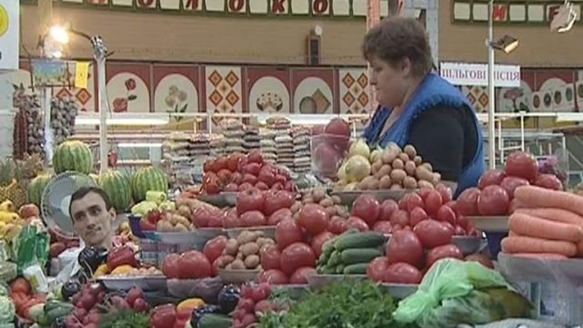 Мінагропрод знизив прогноз врожаю овочів на 200 тис тонн