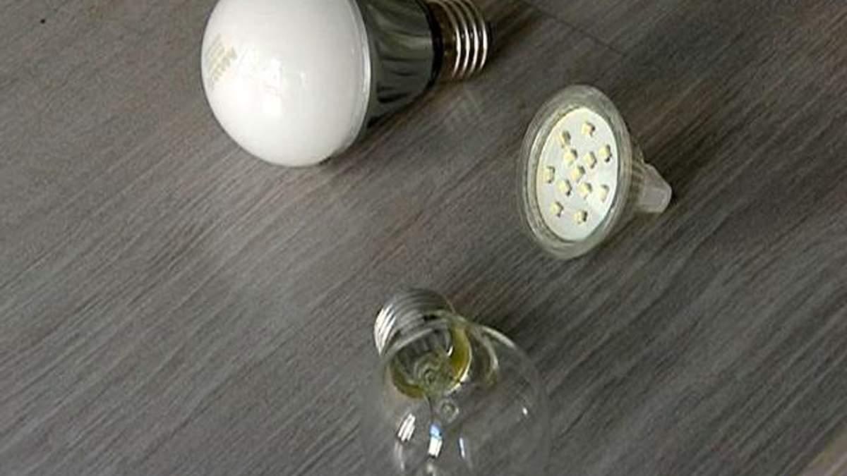 Експерти: Україні час відмовитися від ламп розжарювання