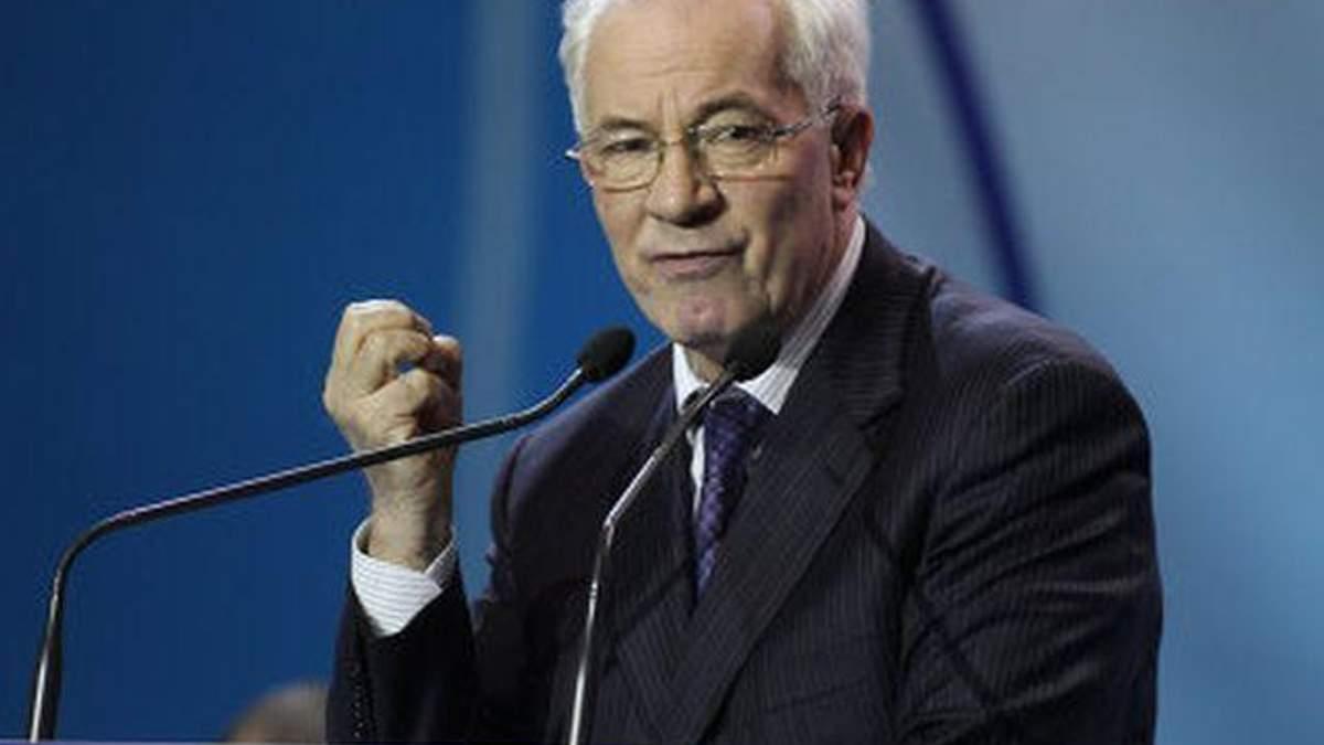 Азаров обещает зарпалату в 4 тысячи за два года