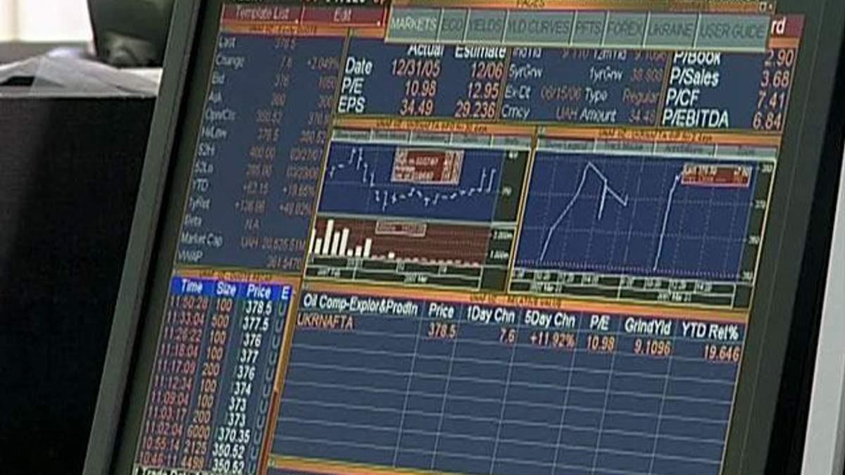 Фондовый рынок Украины традиционно закрывает неделю в красной зоне