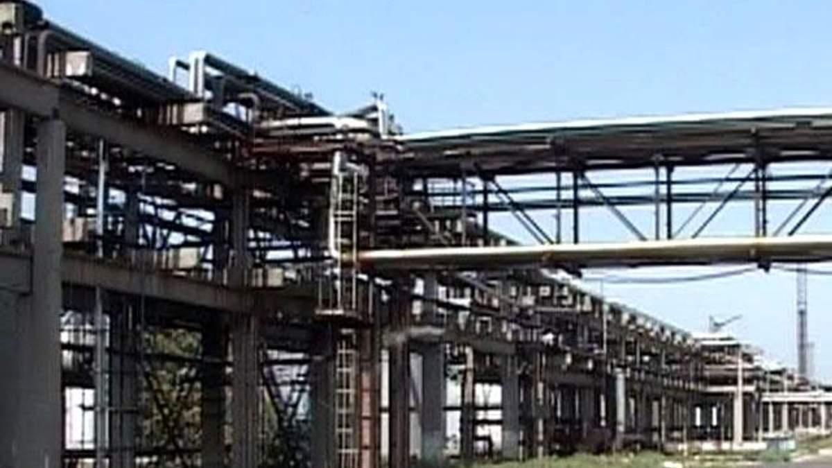 """""""ГазУкраина-2009"""" купила Лисичанский нефтеперерабатывающий завод"""