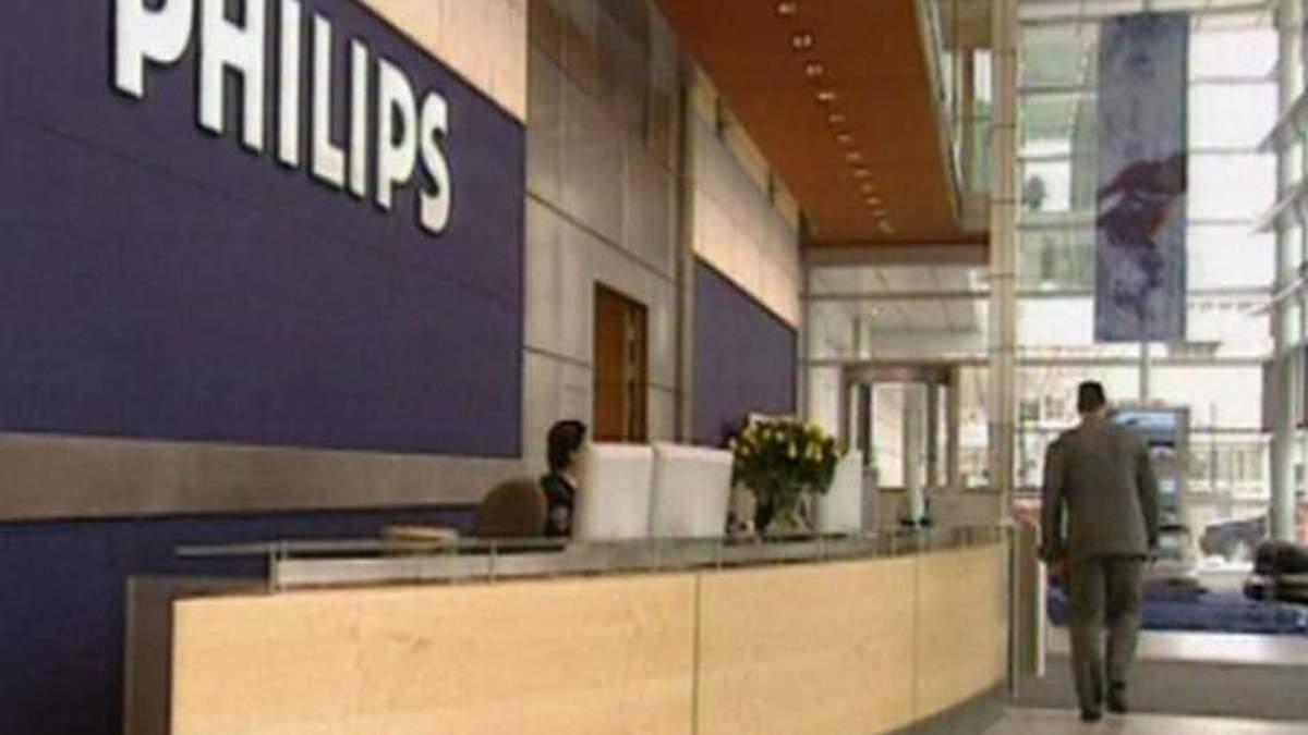 Чистий прибуток Philips у ІІІ кварталі підвищився до 170 млн євро