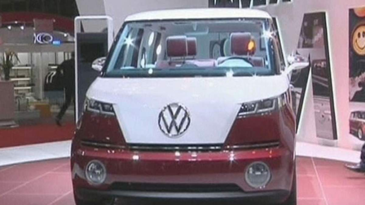 Volkswagen вложит 3,4 млрд евро в обновление модельного ряда