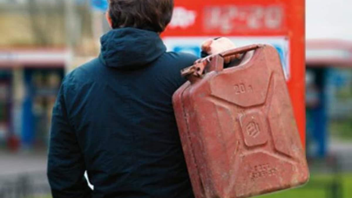В Україні призупинили імпорт бензину