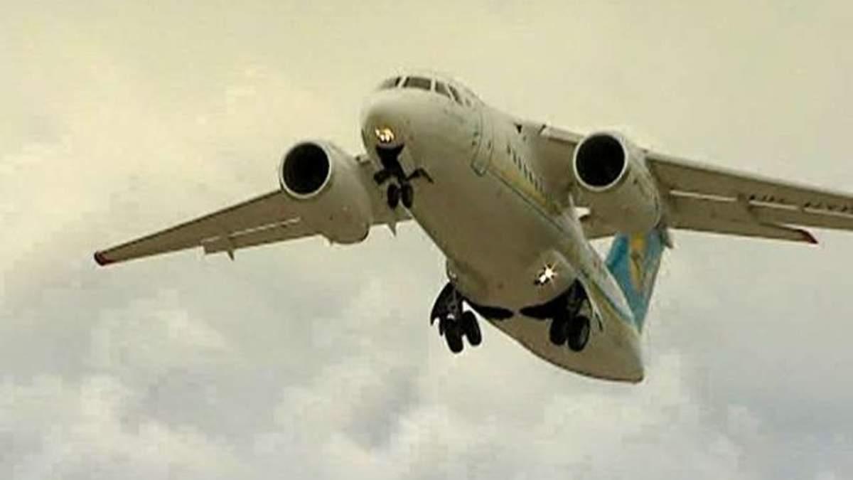 """""""Антонов"""" поповнить свою лінійку новим вантажним літаком"""