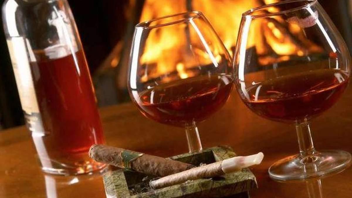 С 1 апреля украинский коньяк будет содержать не менее 25% украинского спирта