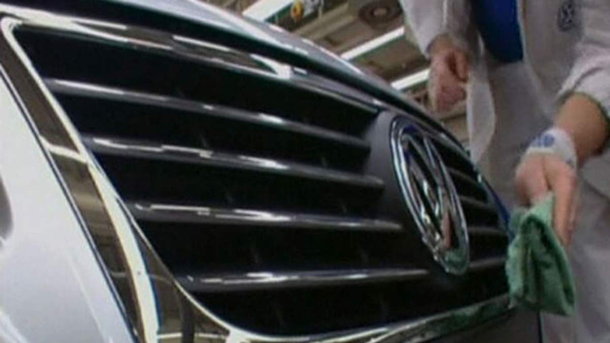 Чистая прибыль Volkswagen выросла на 60%