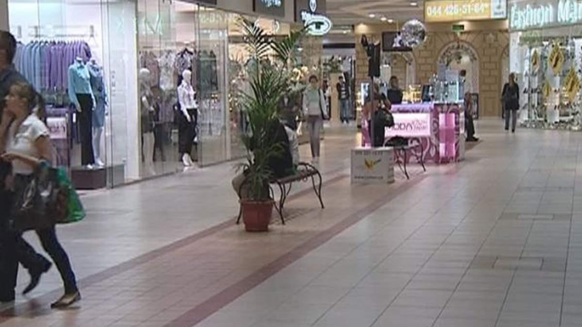 Объем торговых площадей в Киеве может увеличиться на 21%