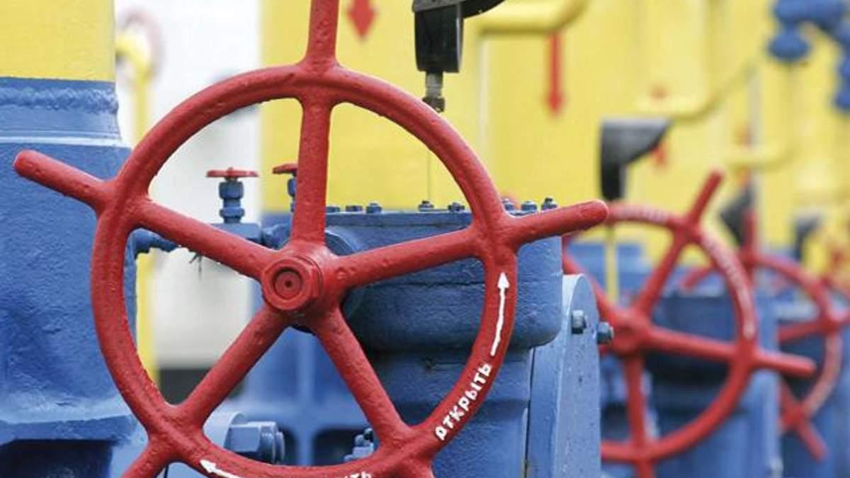 Україна втратила 25% російського транзиту газу