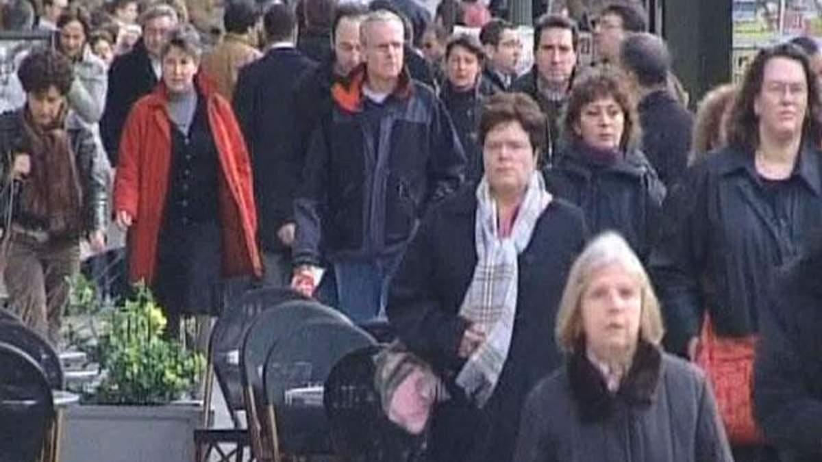 Количество безработных во Франции максимальное за последние 13 лет