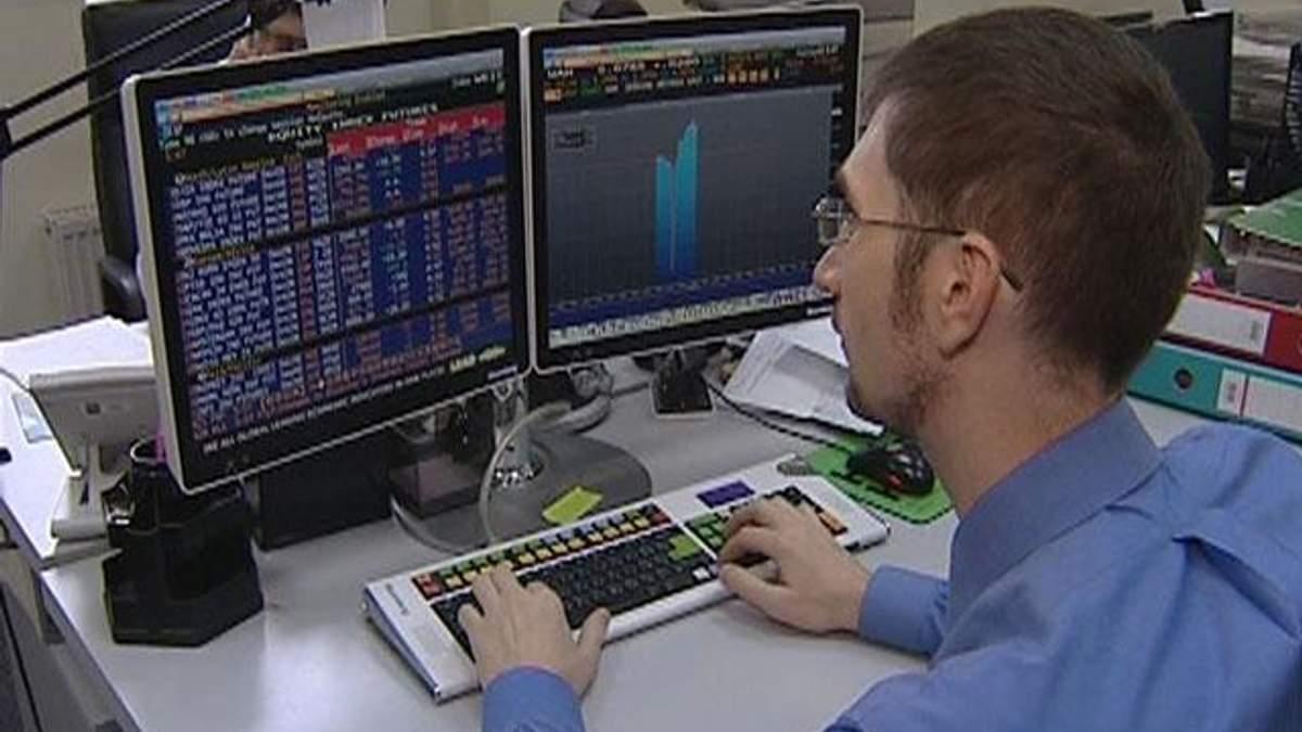 Обороти фондового ринку скоротилися на 10%