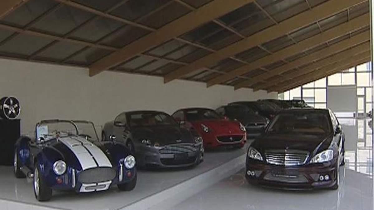 """В Украине растет спрос на дизельные модели авто класса """"люкс"""""""