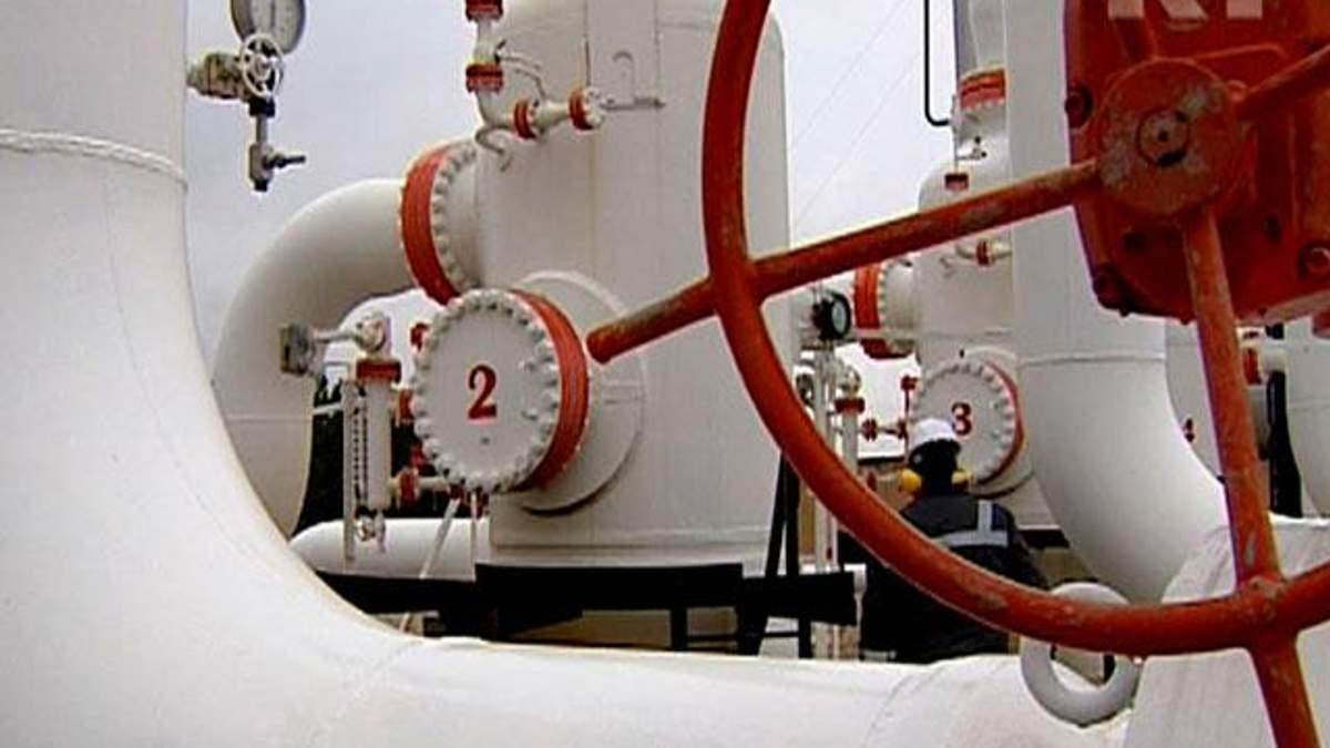 Вартість газу в Європі сягнула максимуму від початку весни